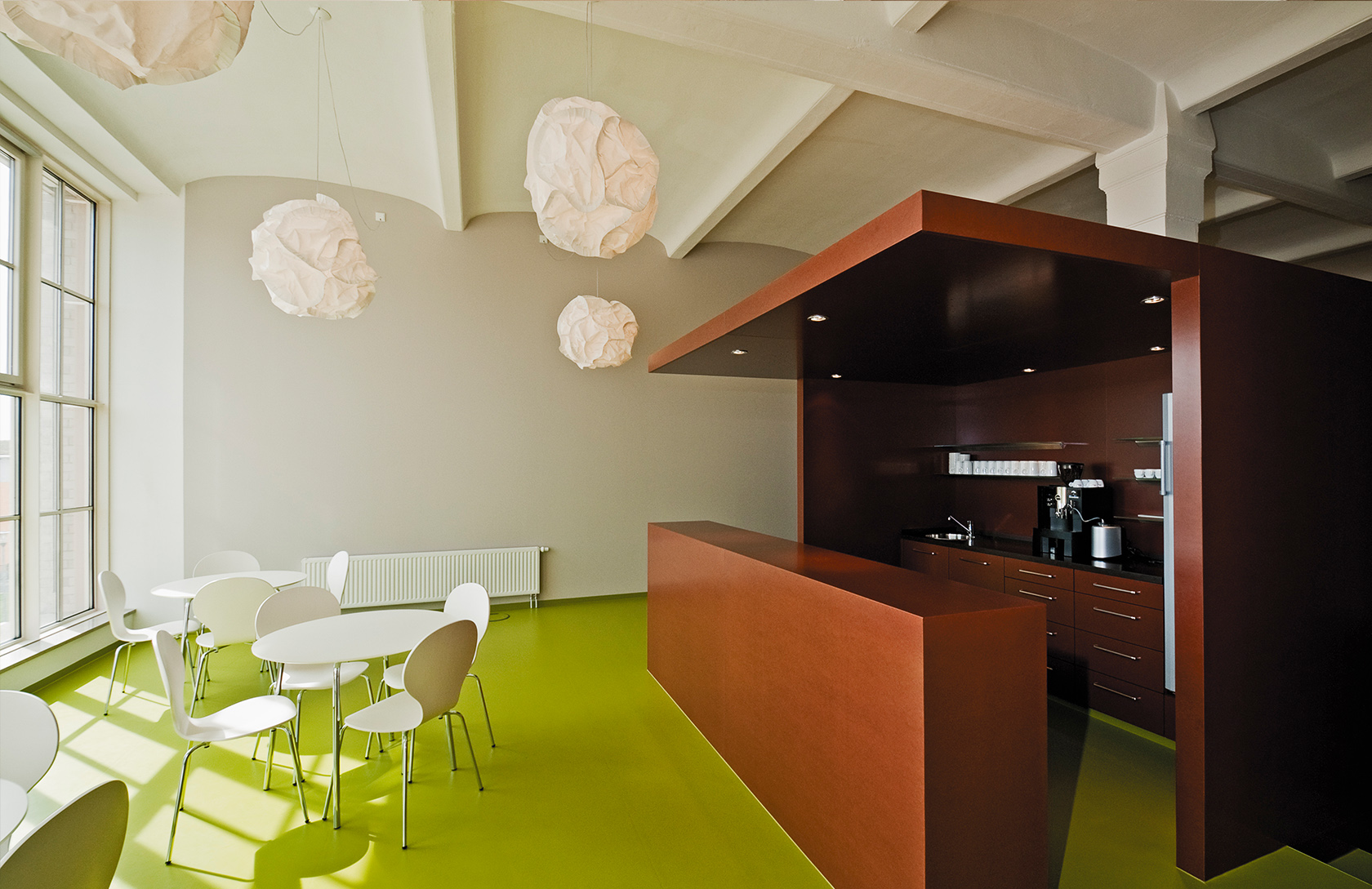 Büroeinrichtung 10 Ladenbau Steck & Müller
