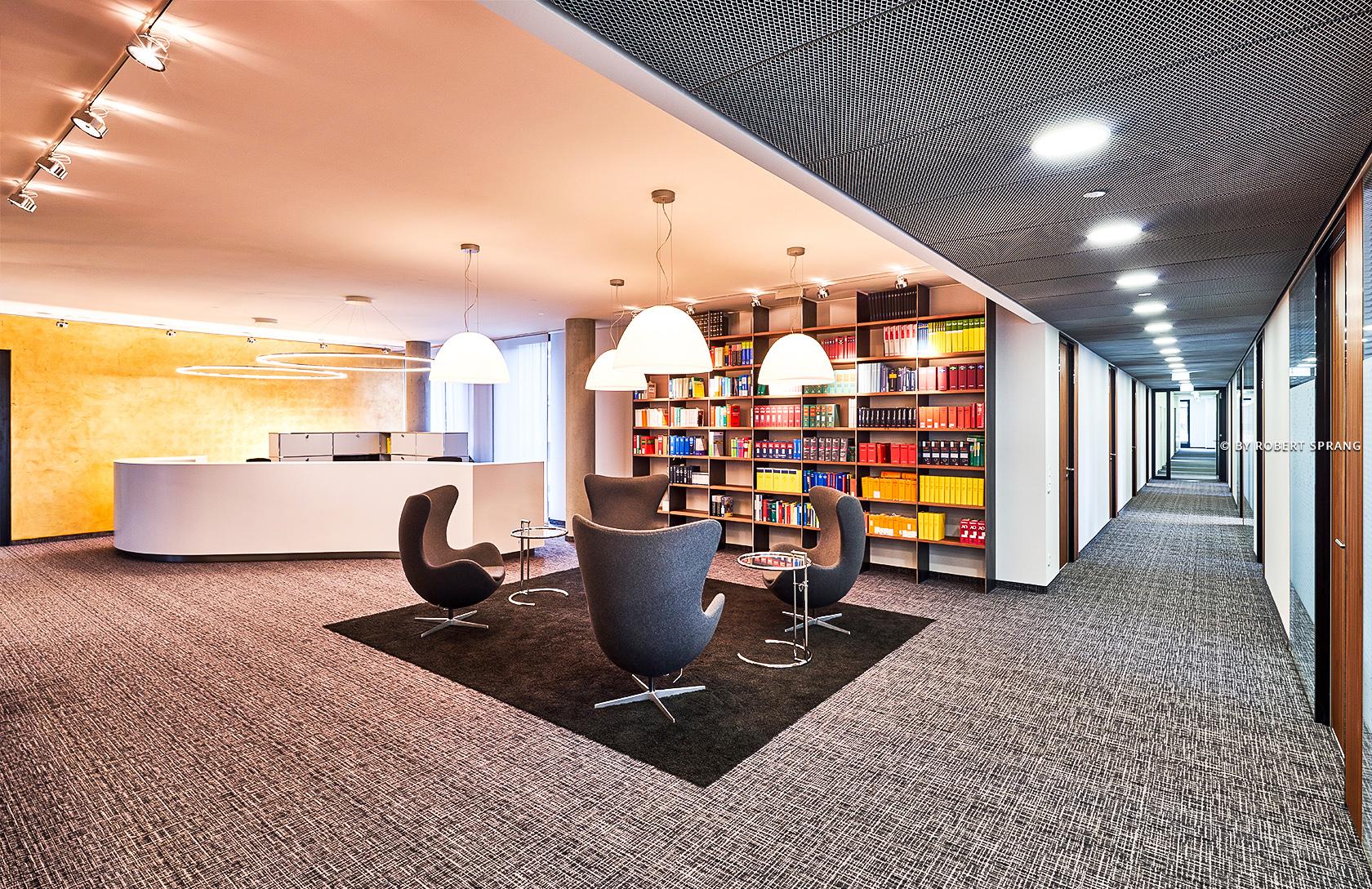 Büroeinrichtung 2 Ladenbau Steck & Müller
