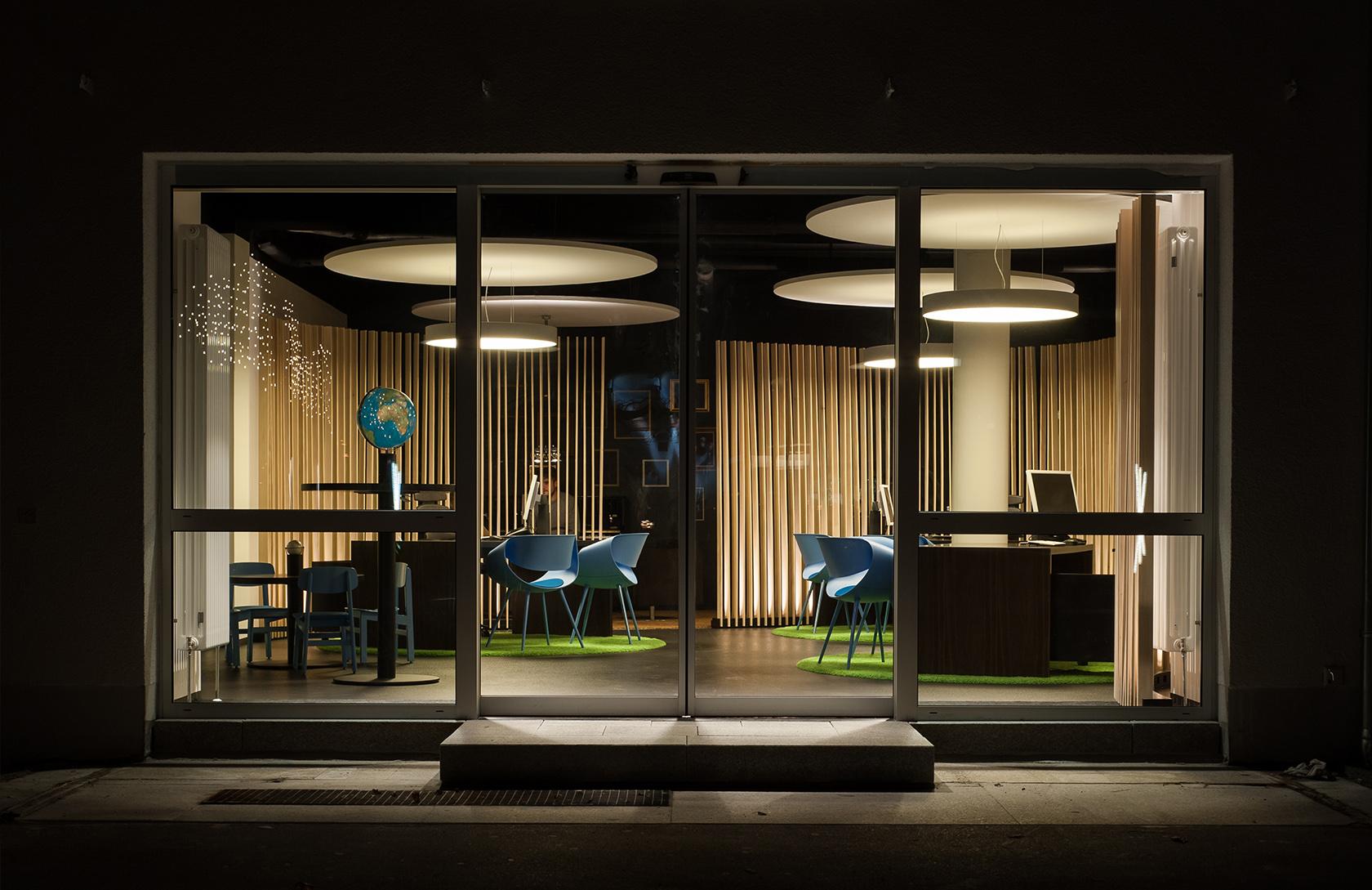 Büroeinrichtung 6 Ladenbau Steck & Müller