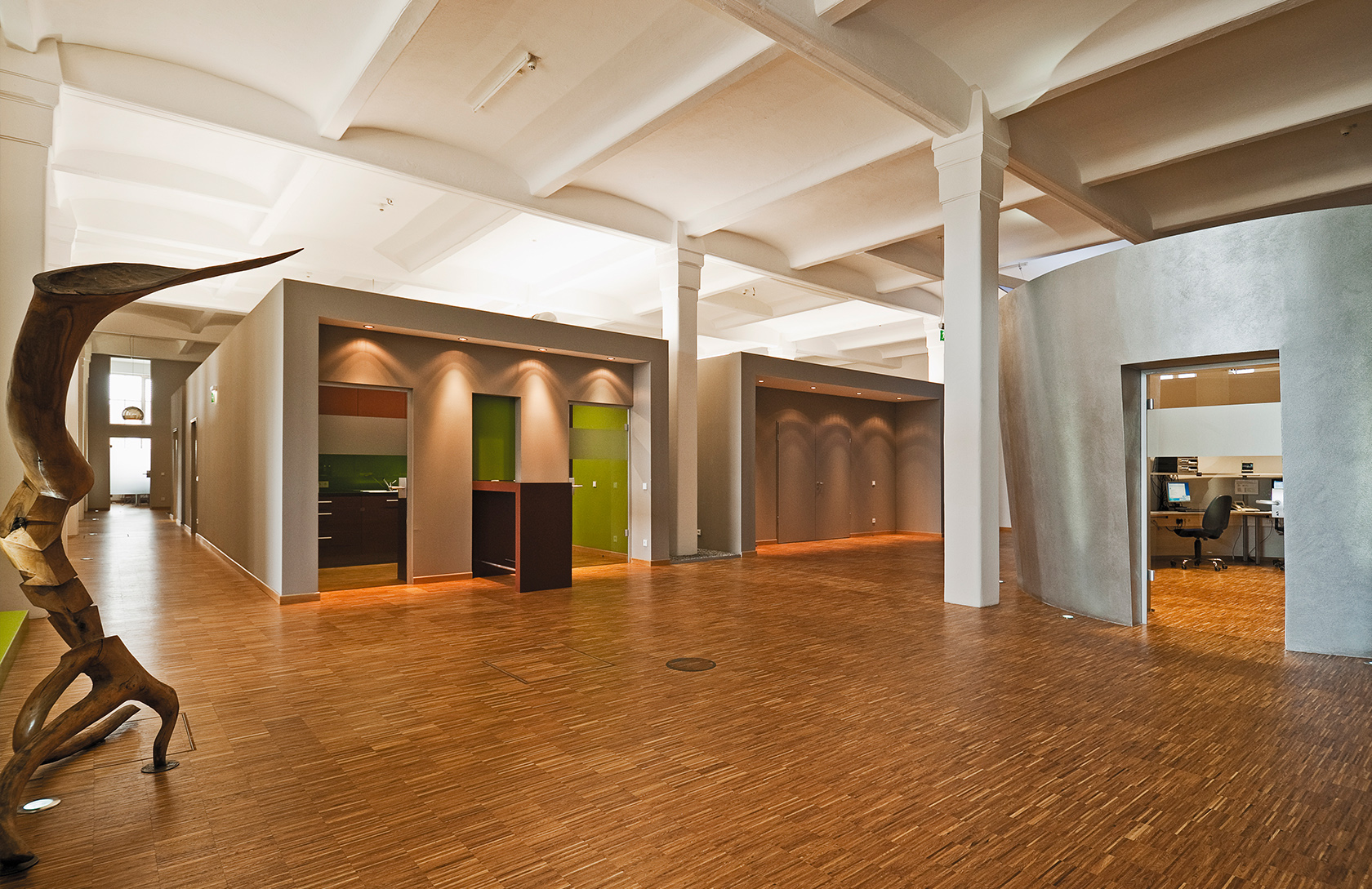 Büroeinrichtung 9 Ladenbau Steck & Müller